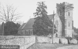Nettlebed, The Church c.1955
