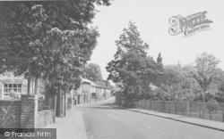 Nettlebed, The High Street c.1955