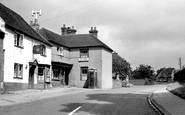 Nettlebed, Watlington Street c1955