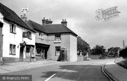 Nettlebed, Watlington Street c.1955