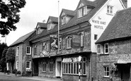 Nettlebed, White Hart Hotel c1955