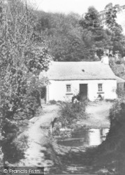 Nevern, An Old Welsh Cottage c.1955