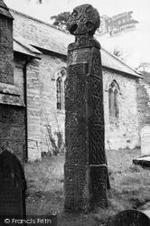 Nevern, Celtic Cross c.1955
