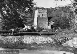Nevern, Church Of St Brynach c.1955