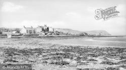 Nevern, Nevern Estuary c.1950