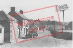 Nevern, Post Office c.1955