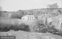 Nevern, The Bridge c.1930