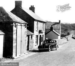 Nevern, The Post Office c.1955