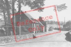 Nevern, Village c.1955