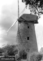 New Bradwell, The Old Windmill c.1955