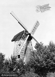 New Bradwell, The Windmill c.1955