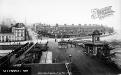 New Brighton, From The Pier 1900