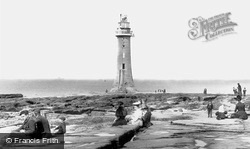 New Brighton, Lighthouse 1892
