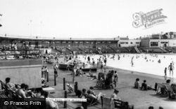 New Brighton, Swimming Pool c.1960