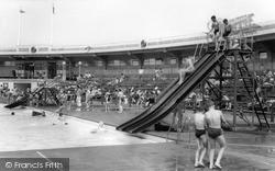 New Brighton, Swimming Pool c.1960