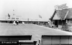 New Brighton, The Bowling Green c.1960