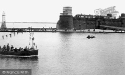 New Brighton, The Fort c.1960