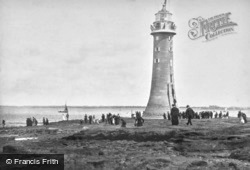 New Brighton, The Lighthouse 1887