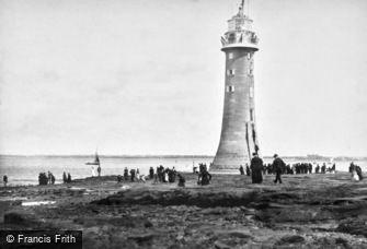 New Brighton, the Lighthouse 1887