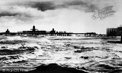 New Brighton, The Pier c.1875