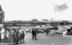 New Brighton, The Pier c.1960