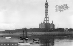 New Brighton, The Tower 1900