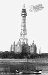 New Brighton, Tower 1900