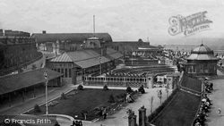 New Brighton, Victoria Gardens And New Promenade c.1915