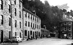 New Counting House c.1965, Lanark