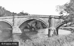 New Lanark, Hyndford Bridge c.1939