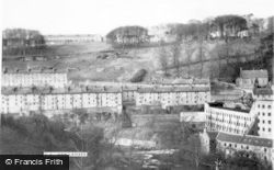New Lanark, The Village c.1965