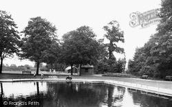 Beverley Park c.1955, New Malden