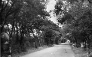 New Malden, Blakes Lane c1955