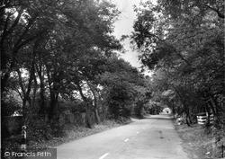 Blakes Lane c.1955, New Malden