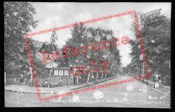 Cambridge Avenue c.1955, New Malden