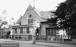 Christ Church c.1960, New Malden