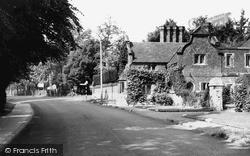 Combe Lane c.1960, New Malden
