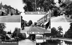 Composite c.1955, New Malden