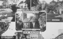 Composite c.1960, New Malden