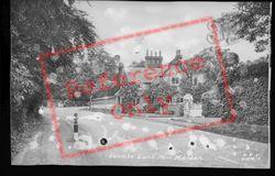 Coombe Lane c.1955, New Malden