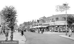 High Street c.1955, New Malden