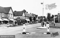 Plough Green c.1955, New Malden