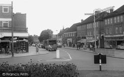 Shopping Centre c.1960, New Malden