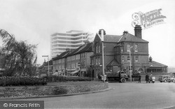 The Roundabout c.1960, New Malden