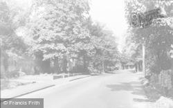 Traps Lane c.1960, New Malden