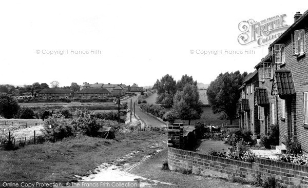 Photo of New Mill, c.1960