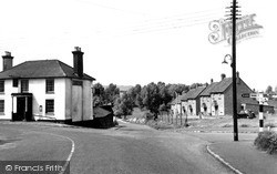 New Mill, The Village c.1955