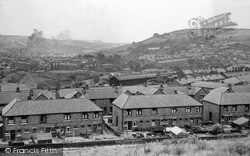 New Mills, General View c.1960