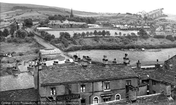 New Mills, Grammar School c1960