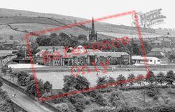 Grammar School c.1960, New Mills